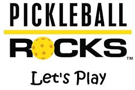 pickleball rocks